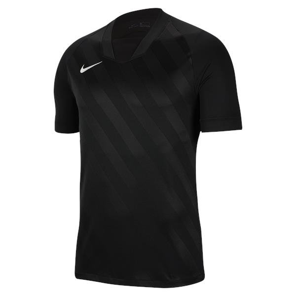 Nike Challenge III SS Football Shirt White/black