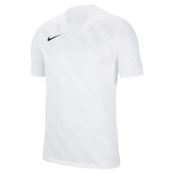 Nike Challenge III White/Black SS Football Shirt
