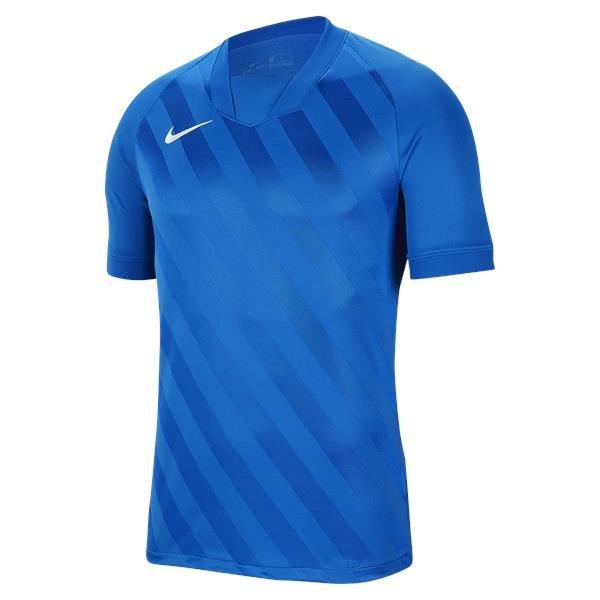 Nike Challenge III Royal Blue/White SS Football Shirt
