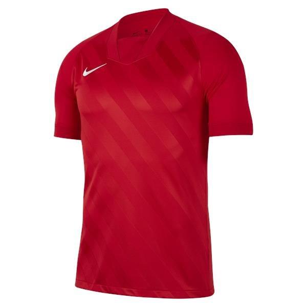 Nike Challenge III Red/White SS Football Shirt