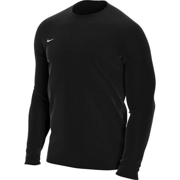Nike Park VII LS Football Shirt White/black