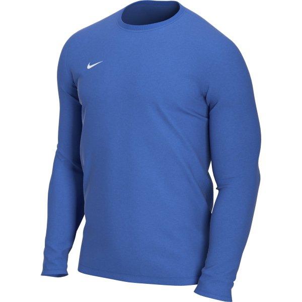Nike Park VII LS Football Shirt Royal Blue/White
