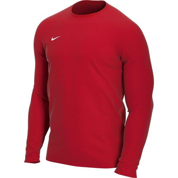 Nike Park VII LS Football Shirt University Red/White