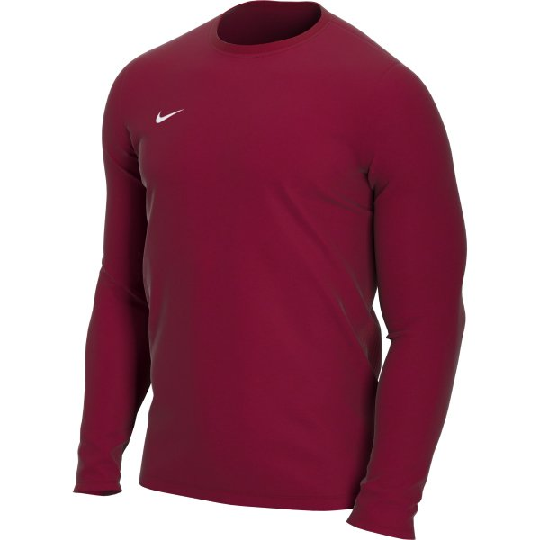 Nike Park VII LS Football Shirt Team Red/White