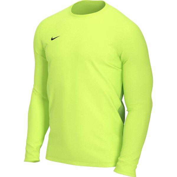Nike Park VII LS Football Shirt Volt/Black