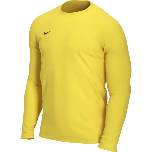 Nike Park VII LS Football Shirt Tour Yellow/Black