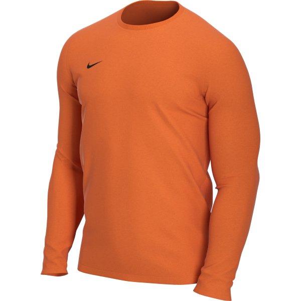 Nike Park VII LS Football Shirt Safety Orange/Black