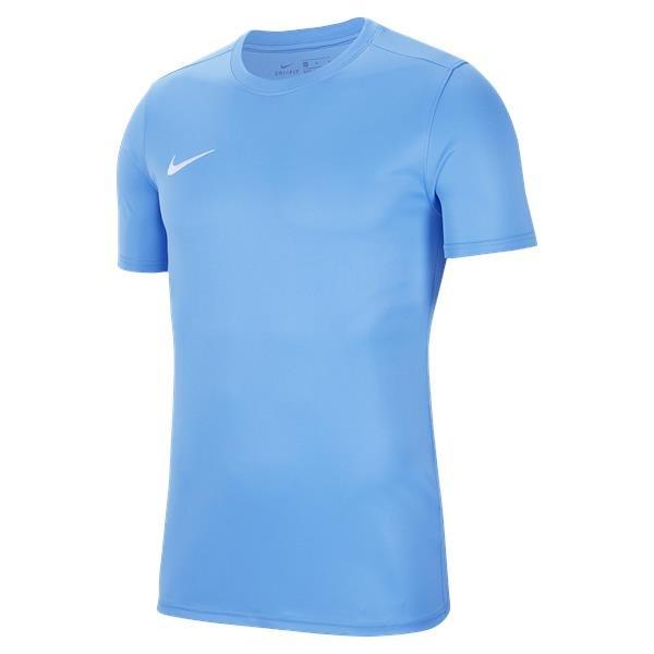 Nike Park VII SS Football Shirt University Blue/White