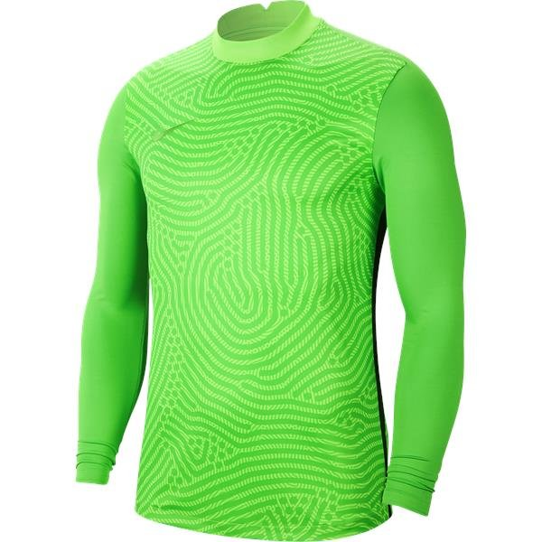 Nike Gardien III LS GK Jersey Total Orange/black