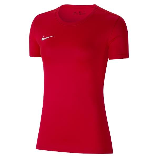 Nike Womens Park VII Football Shirt Uni Red/White