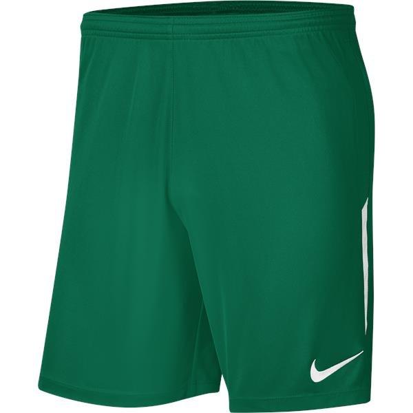 Nike League II Knit Short Pine Green/White