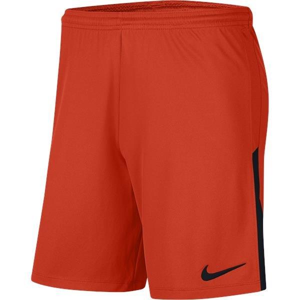 Nike League II Knit GK Short Team Orange/Black