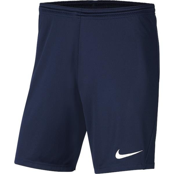 Nike Park III Knit Short Midnight Navy/White