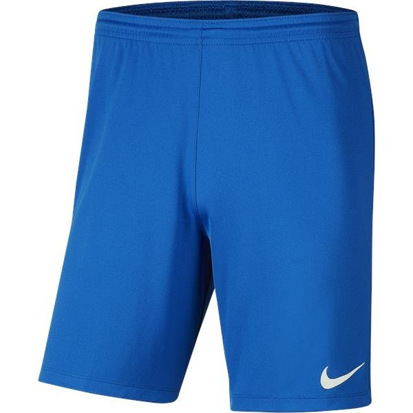 Nike Park III Knit Short Royal Blue/White