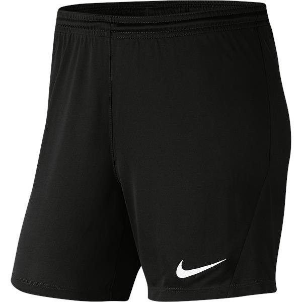 Nike Park III Womens Short Yellow/royal