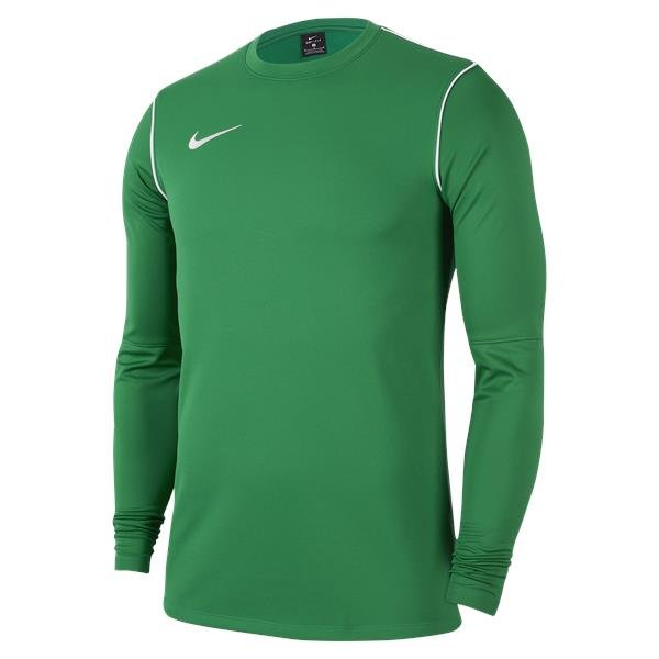 Nike Park 20 Pine Green/White Crew Top