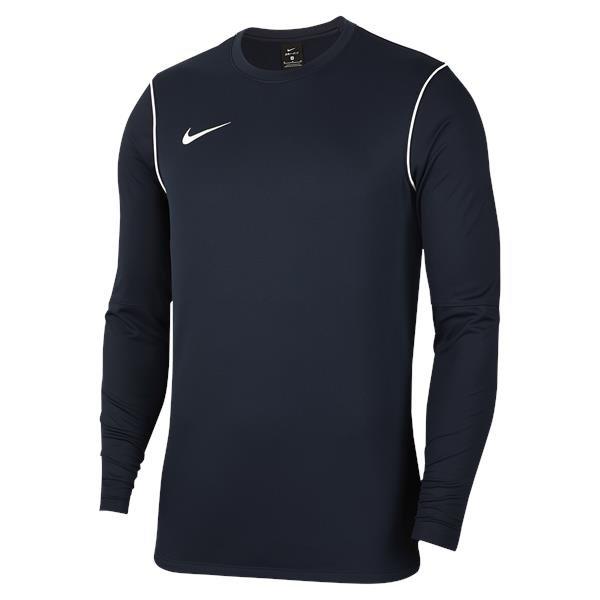 Nike Park 20 Obsidian/White Crew Top