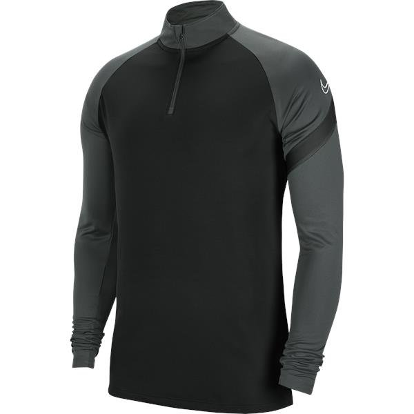 Nike Academy Pro Drill Top Anthracite/photo Blue