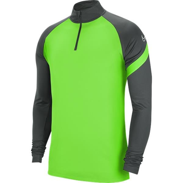 Nike Academy Pro Drill Top Green Strike/Anthracite