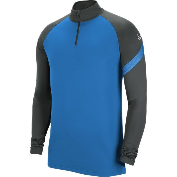 Nike Academy Pro Drill Top Photo Blue/Anthracite
