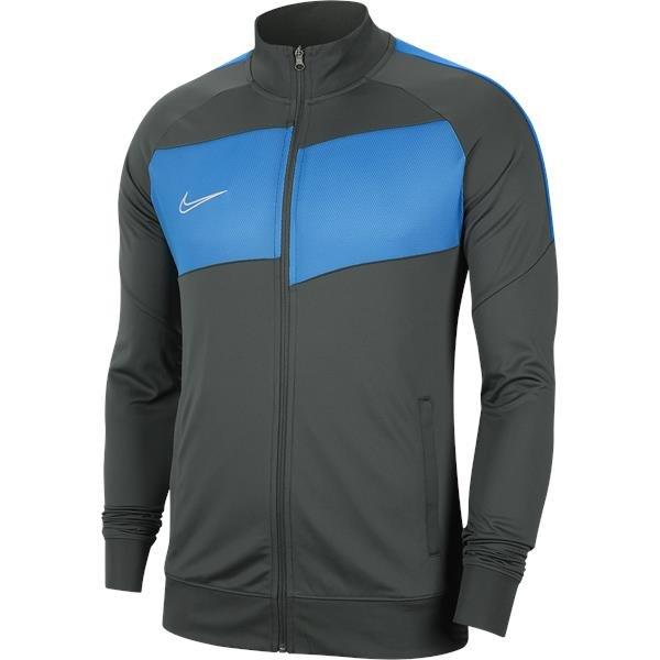 Nike Academy Pro Knit Jacket Anthracite/Photo Blue