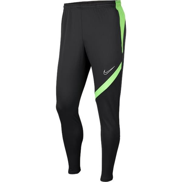 Nike Academy Pro Knit Pant Anthracite/Green Strike