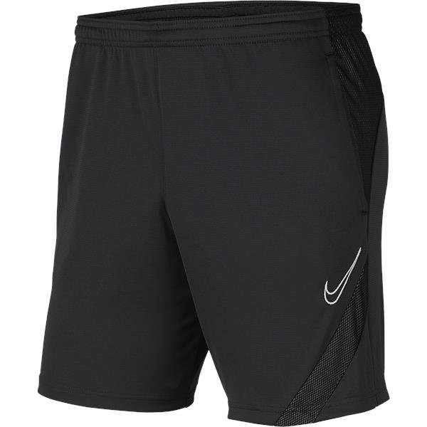 Nike Academy Pro Knit Short Anthracite/photo Blue