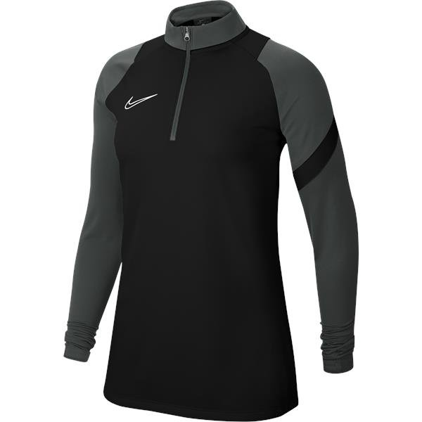 Academy Pro Womens Drill Top