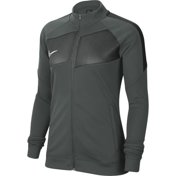 Nike Womens Academy Pro Knit Jacket White/black