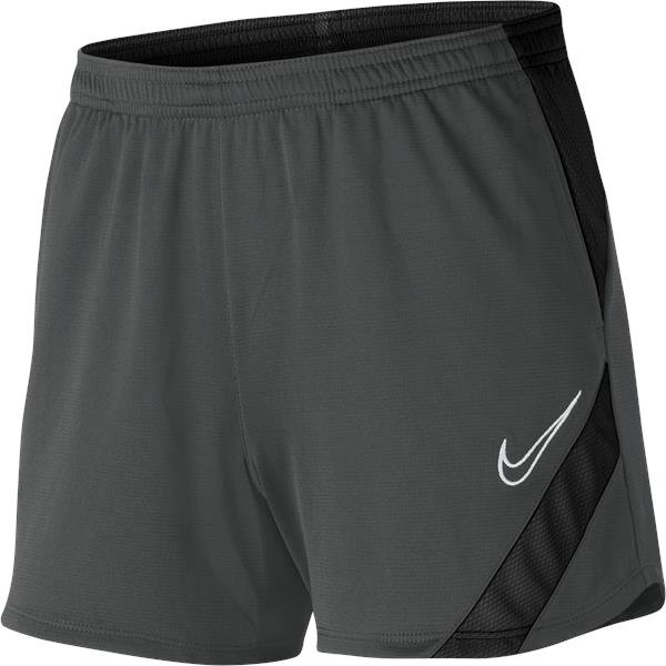 Nike Womens Academy Pro Knit Short White/black
