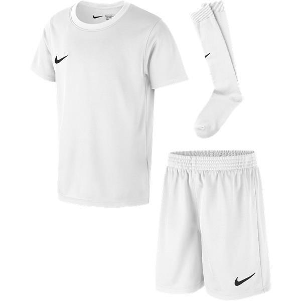 Nike Park Kit Set White/Black