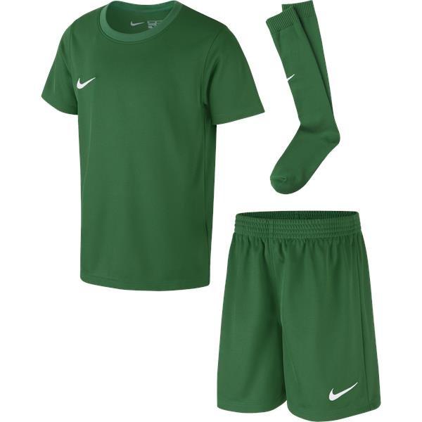 Nike Park Kit Set Pine Green/White