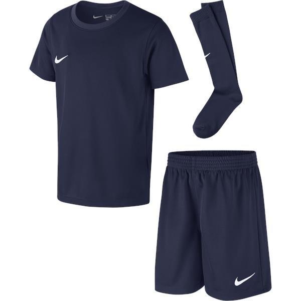 Nike Park Kit Set Midnight Navy/White