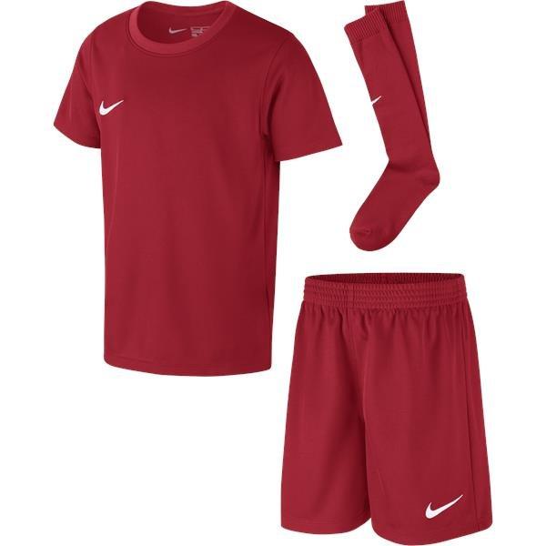 Nike Park Kit Set University Red/White