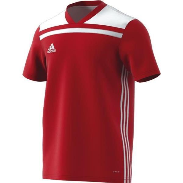 adidas Regista 18 Power Red/White Football Shirt