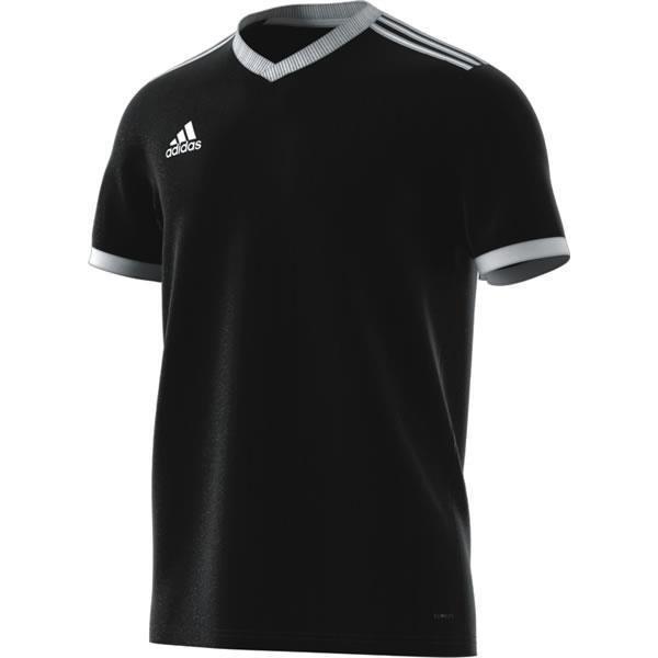 adidas Tabela 18 SS Black/White Football Shirt