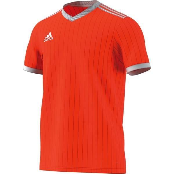 adidas Tabela 18 SS Orange/White Football Shirt