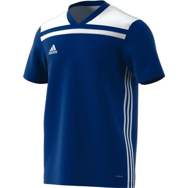 adidas Regista 18 Football Shirt White/white