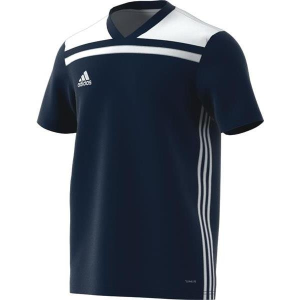 adidas Regista 18 Dark Blue/White Football Shirt