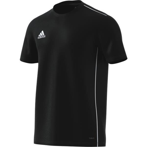 adidas Core 18 Black/White Training Jersey