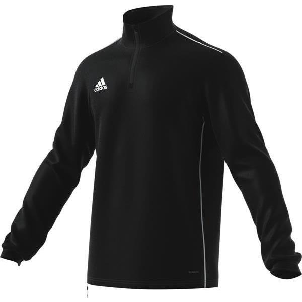 adidas Core 18 Black/White Training Top