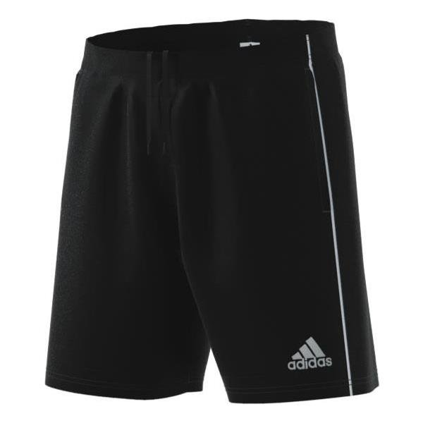 adidas Core 18 Training Shorts White/black