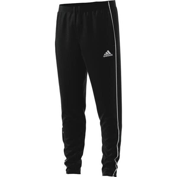 adidas Core 18 Training Pants White/black