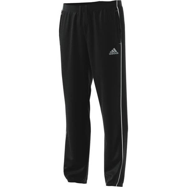 adidas Core 18 Pes Pants White/black