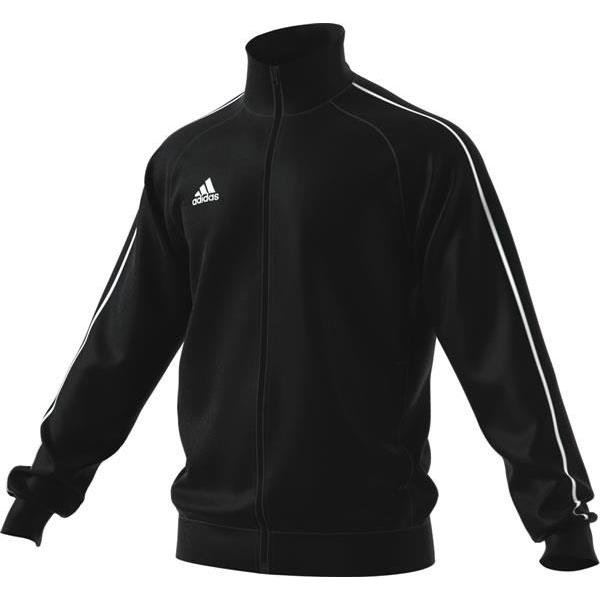 adidas Core 18 Black/White Pes Jacket