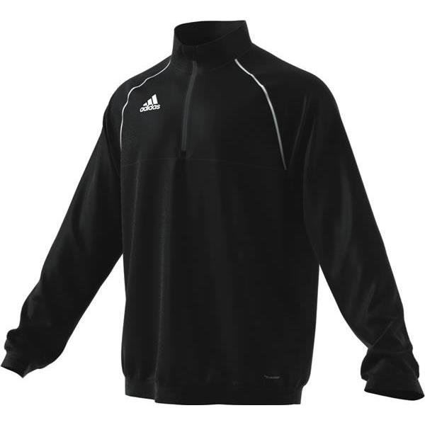 adidas Core 18 Windbreaker Dark Grey/black