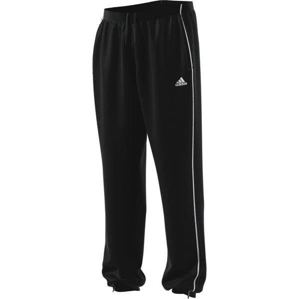 adidas Core 18 Rain Pants White/black
