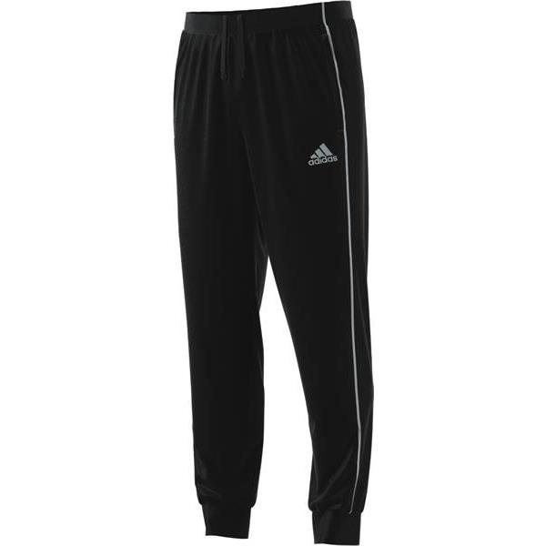 adidas Core 18 Sweat Pants White/black