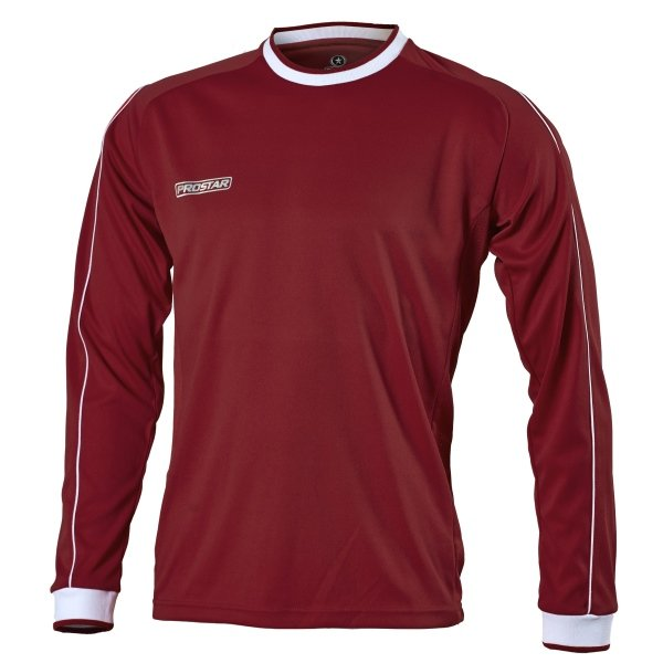 Prostar Celsius Maroon/White Football Shirt