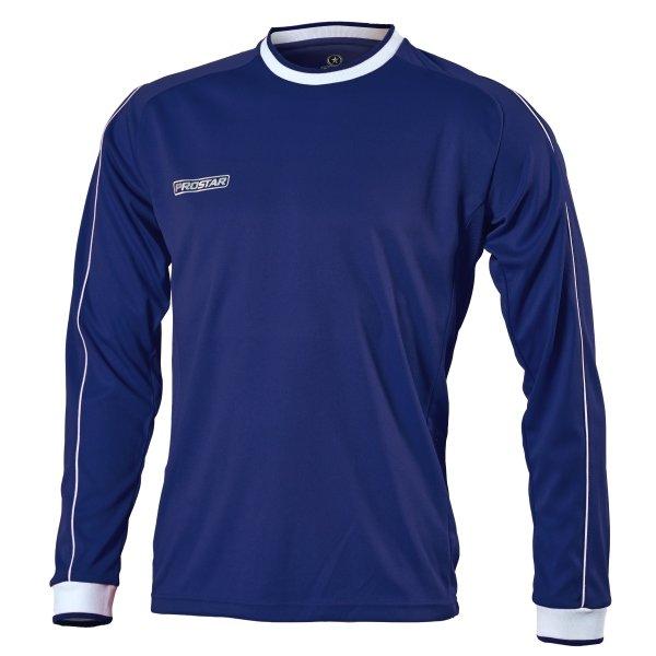 Prostar Celsius Navy/White Football Shirt